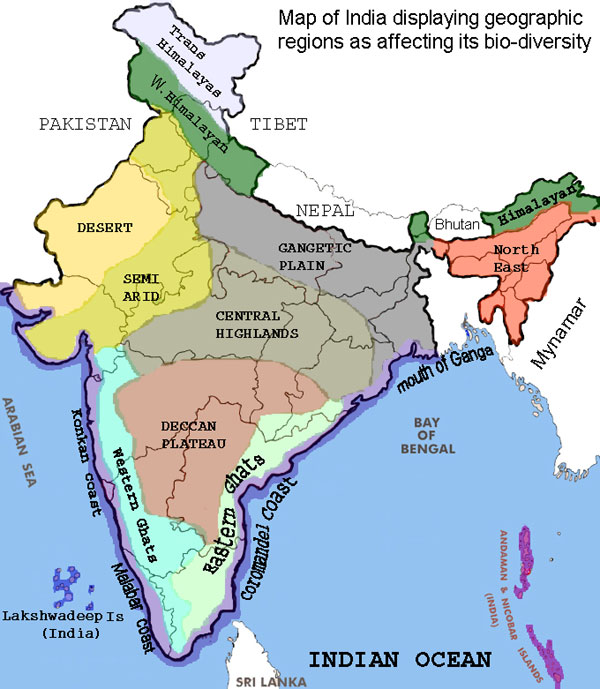 Deccan plateau map deccan plateau deccan plateau map gumiabroncs Gallery